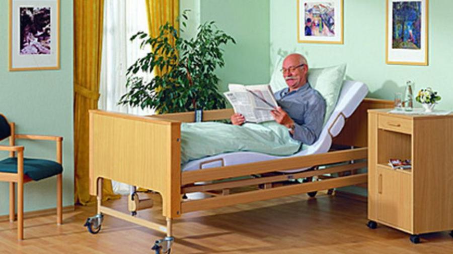 Частный дом для престарелых надежда